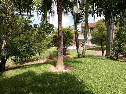 Chácara Residencial À Venda, Jardim Caxambu, Jundiaí. - Ch0056