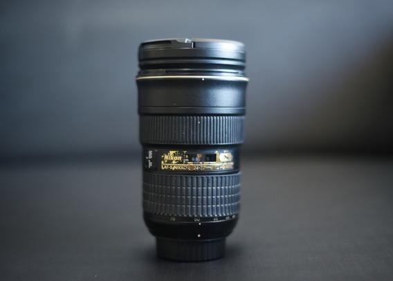 Lente Nikon 24/70 F2.8