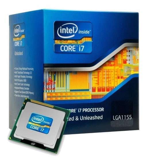 Processador Intel Core I7 Lga1155 I7-3770k 3.5ghz (oem)