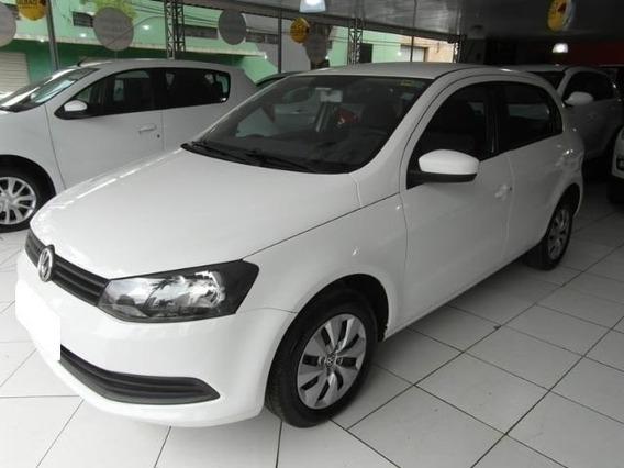 Volkswagen Gol 1.0 Mi G.vi Branco 8v Flex 4p 2014