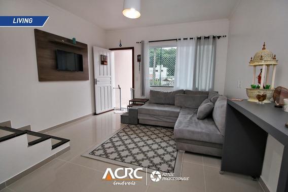 Acrc Imóveis - Sobrado Semi Mobiliado Para Venda No Bairro Fortaleza - Ca01316 - 34947097