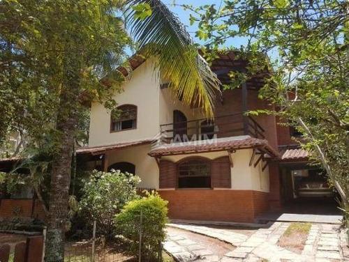 Imagem 1 de 21 de Casa Residencial À Venda, Mata Paca, Niterói. - Ca0199