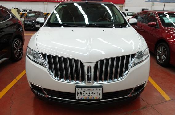 Lincoln Mkx V6 Awd Premium Piel Qc Nav 4x4 At 2013