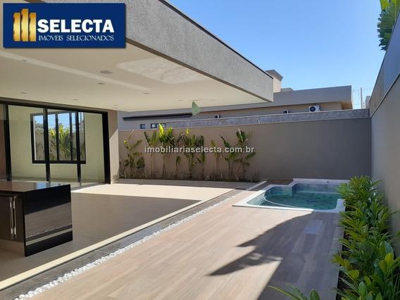 Casa Condomínio 3 Quartos Para Venda No Condomínio Damha Vi Em São José Do Rio Preto - Sp - Ccd31029