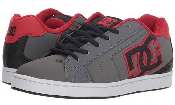 Tênis Dc Shoes Net Se Skate Classic Globe Dvs Vans Emerica 100% Original Pronta Entrega