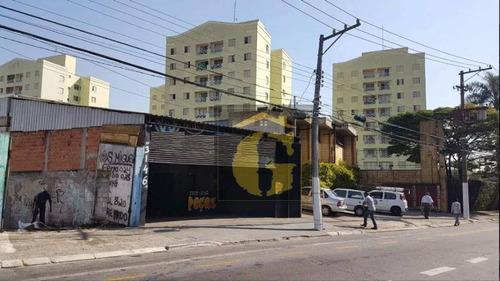 Imagem 1 de 6 de Galpão Vila Ema, Ponto Comercial - Ga0078