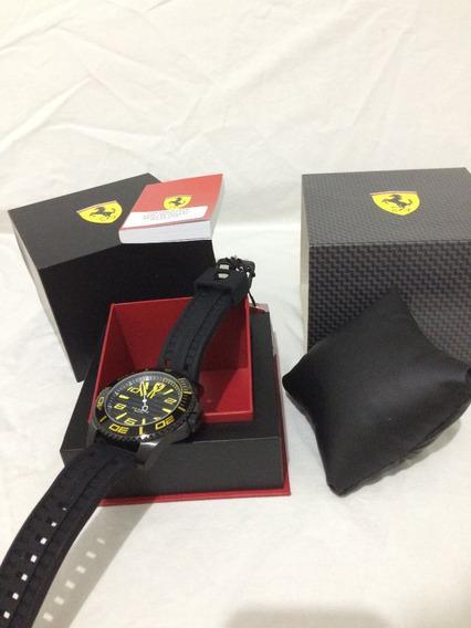Reloj Ferrari Edición Especial, 100% Original, Nuevo Hombre