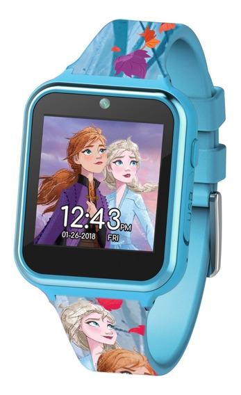 Reloj Frozen 2 Smart Watch Ana Elsa Olaf Regalo Navidad Niña