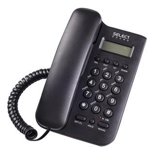 Telefono Con Bloqueo Llamadas Select Sound 8836