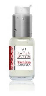 Resvera Cream N. Bustos Antioxidante Con Resveratrol & Vit E