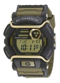 Relógio Casio G-shock Gd-400-9dr 12 X Sjuros