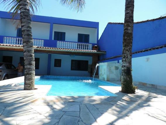 Casa A 200mt Da Praia 3 Quartos Piscina Churrasqueira