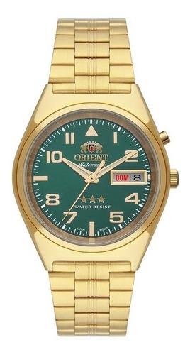 Relógio Orient Masculino 469gp083 E2kx Clássico Automático