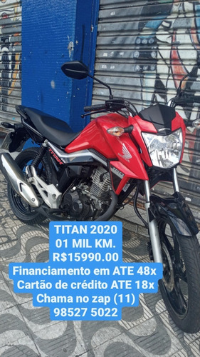Honda Titan Ex 2020. 01 Mil Km (file)