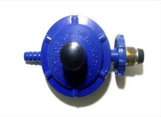 Regulador De Gas Rosca Bombonas 18 Y 43 Kg Industriales