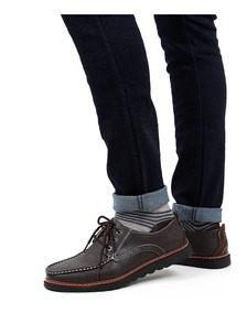 Zapatos Casuales Marrón - Aldo Rossini