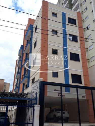 Excelente Apartamento Novo Para Venda No Jardim Paulista / Jardim Macedo, Edificio Enzo , 2 Dormitorios Sendo 1 Suite, 60 M2 De Area Útil Com Elevador - Ap00533 - 32131819
