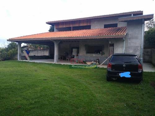 Imagem 1 de 29 de Sobrado Com 3 Dormitórios À Venda Por R$ 650.000,00 - Granjas Rurais Reunidas São Judas Tadeu - Taubaté/sp - So2486