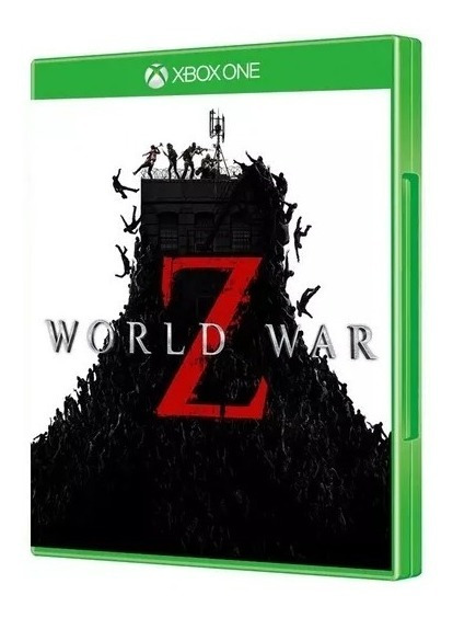 Guerra Mundial Z Xbox One + Pacoote Lobo Weapon Pack