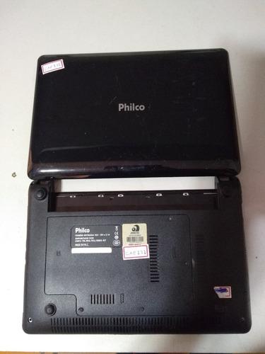 Carcaça Completa Netbook Philco Phn10303 (car121)
