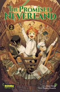 The Promised Neverland Vol.2