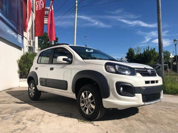 Crédito Prendario Fiat Uno Way 0km Descuento De $300.000 Z-