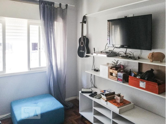 Apartamento Para Aluguel - Azenha, 1 Quarto, 47 - 893070561