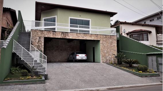 Casa 5 Dorm, 3 Suítes, Piscina, 468 M2 Útil - Cond.nv.higien