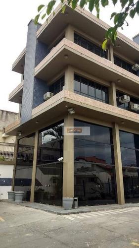 Imagem 1 de 26 de Prédio Comercial, 4 Andares - 560 M² - R$ 2.300 Mil Ac 3 Imóveis Para  Á Venda,  Ou Aluga- Paulicéia - São Bernardo Do Campo/sp - Pr0163
