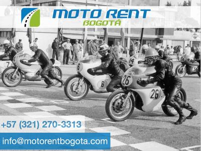 Alquiler De Motos Y Scooters Bogota