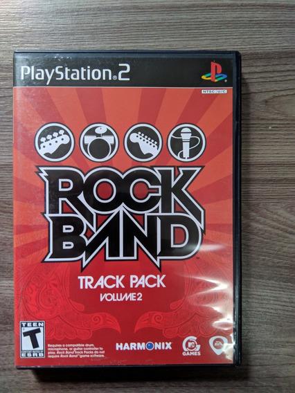 Rock Band Track Pack Vol2 - Ps2 Original