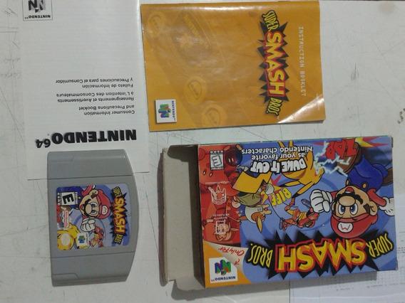 Super Smash Bros. N64 Completa