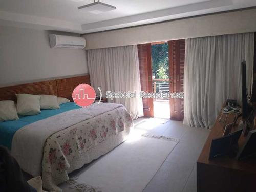Casa Em Condomínio-locação-barra Da Tijuca-rio De Janeiro - Loc600027