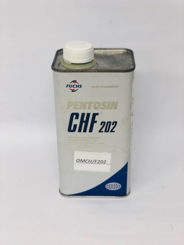 Pentosin Chf 202 Fluido Hidráulico De Alta Performance