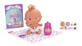 Set Bebé Pinky-twink The Bellies Juguetes Niñas Pp