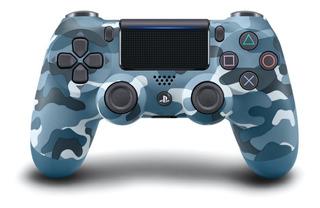 Control joystick Sony Dualshock 4 blue camo
