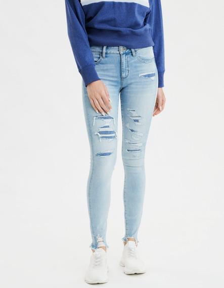 Jeans American Eagle Dama