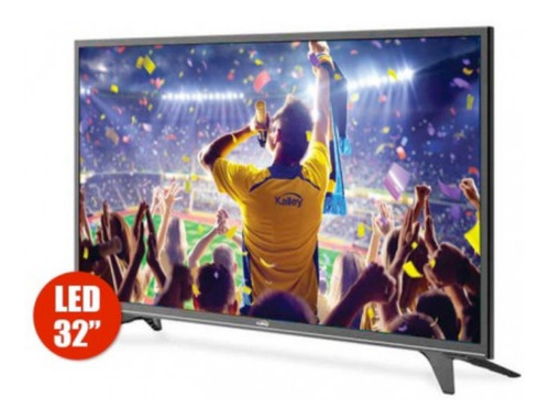 Televisor Kalley Smart 32 Pulgadas 81 Cm,netflix ,bluetooth,