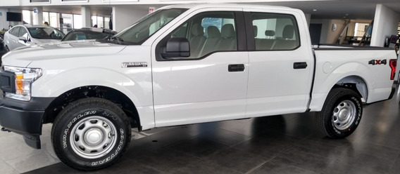 Ford F-150 5.0l Doble Cabina V8 4x4 At 2019