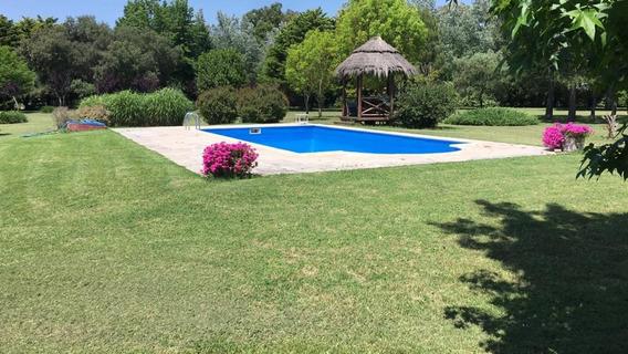 Casa Quinta En Alquiler Pilar
