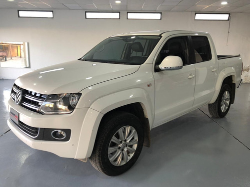 Volkswagen Amarok 2.0 Cd Tdi 4x4 Highline Pack C34 2015