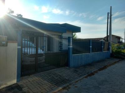 Casa Com 3 Dormitórios À Venda, 130 M² Por R$ 430.000 - Centro - Penha/sc - Ca0299