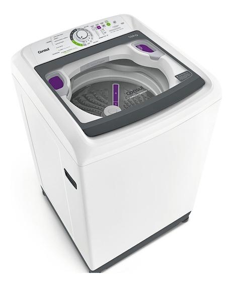 Máquina De Lavar Consul 16kg Com Ciclo Edredom Cwl16ab
