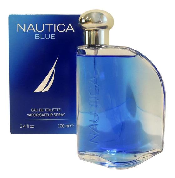 Perfume Nautica Blue De Caballeros 100ml