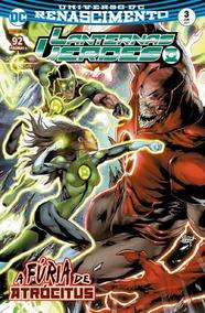 Lanternas Verdes: Renascimento - Ed. 3