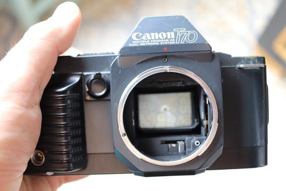 Canon T70 (somente O Corpo)