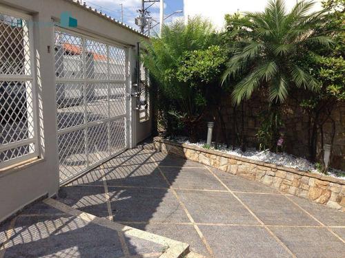 Casa À Venda, 300 M² Por R$ 1.270.000,00 - Vila Mariza Mazzei - São Paulo/sp - Ca0822