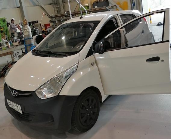 Hyundai Eon Gls 0.8 2014 Blanco