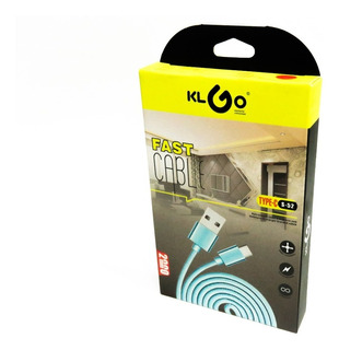 Cable De Celular Tipo-c Klgo - Audiomobile