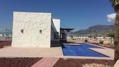 Espectacular Terreno Residencial En El Mejor Desarrollo De San Luis Potosi.